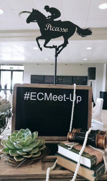 #ECMeetUp Decor