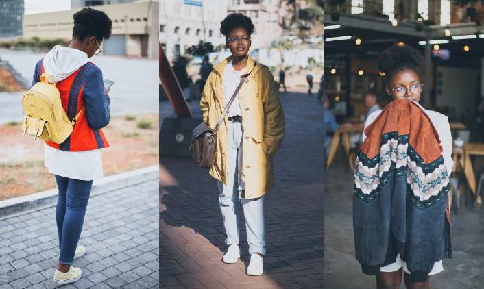 #YellowWoreWhat: Winter Jacket Collection