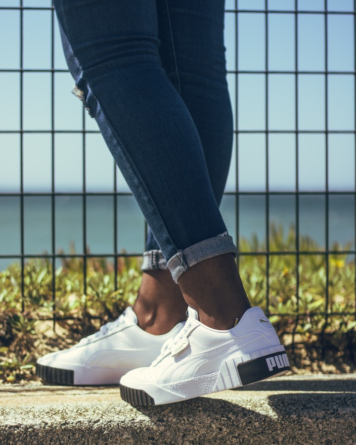 Summer in Sneakers with PUMA Cali