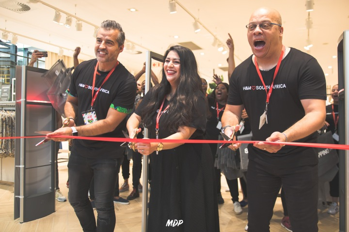 Your Host: H&M Walmer Park Opening
